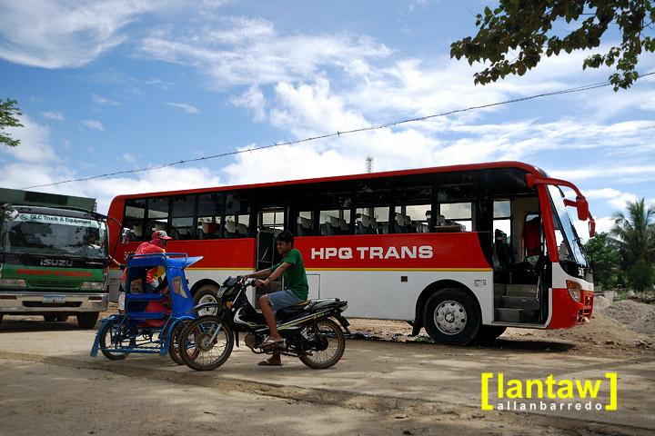 HPQ bus