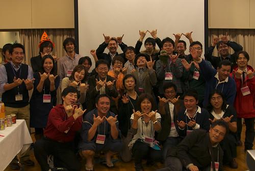WordCamp Nagoya スタッフ一同 | by odysseygate