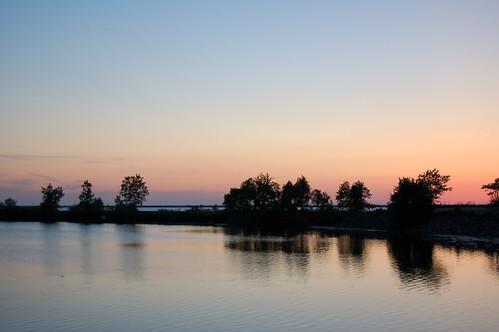 sunset cleveland