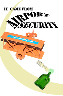 Airport Security! Front Cover | by Doctor_Hu