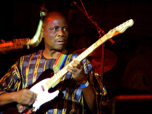 Seun Kuti & Egypt 80   Fela Kuti's son and the legendary ban