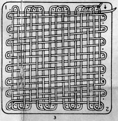 Diagonal Weave diagram 3   by abmatic