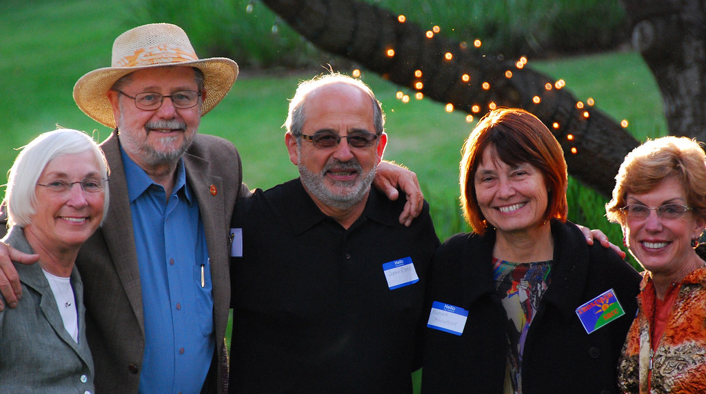 2898 Fundraiser Allies | Marty Blum, Peter Haslund, John Rom… | Flickr