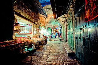 Jerusalem Muslim Area | by Satoshi Onoda