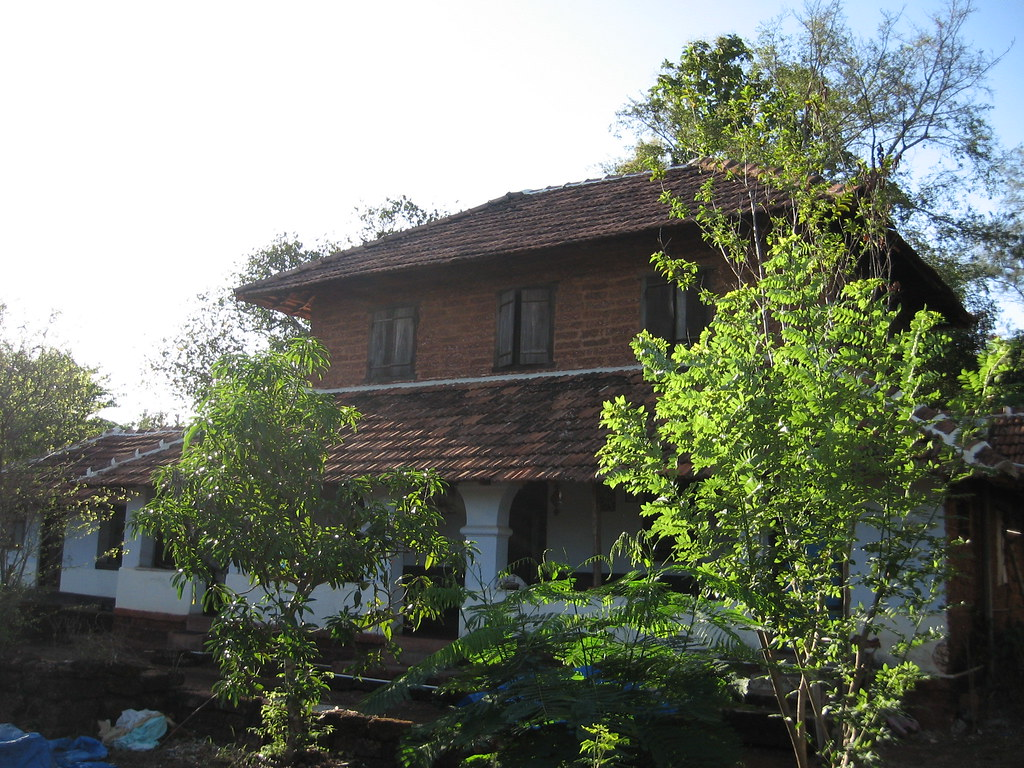 Old tiled house from kerala   Ajith U   Flickr