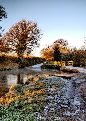 morning mist river frost norfolk hdr castleacre sunriseriver