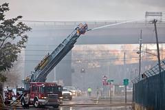 Fire at the Central Warehouse - Albany, NY - 10, Oct - 14.jpg by sebastien.barre