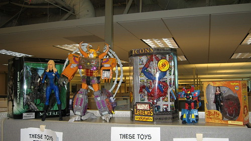Toys @ Work   by Kevin Wardrop