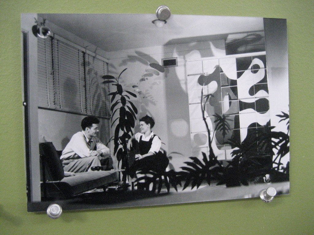 Apartment by Eames