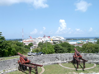 2007 View from Fort Fincastle, Nassau Bahamas | by scmikeburton