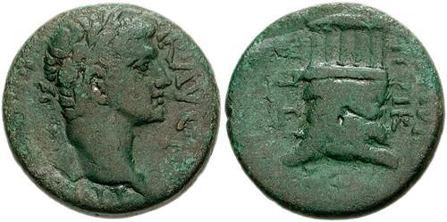 735 Claudius Corinth