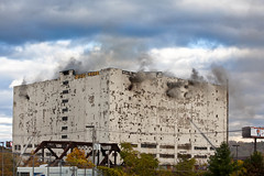 Fire at the Central Warehouse - Albany, NY - 10, Oct - 06.jpg by sebastien.barre