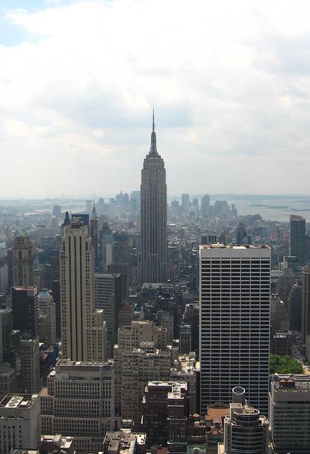 That end of Manhattan