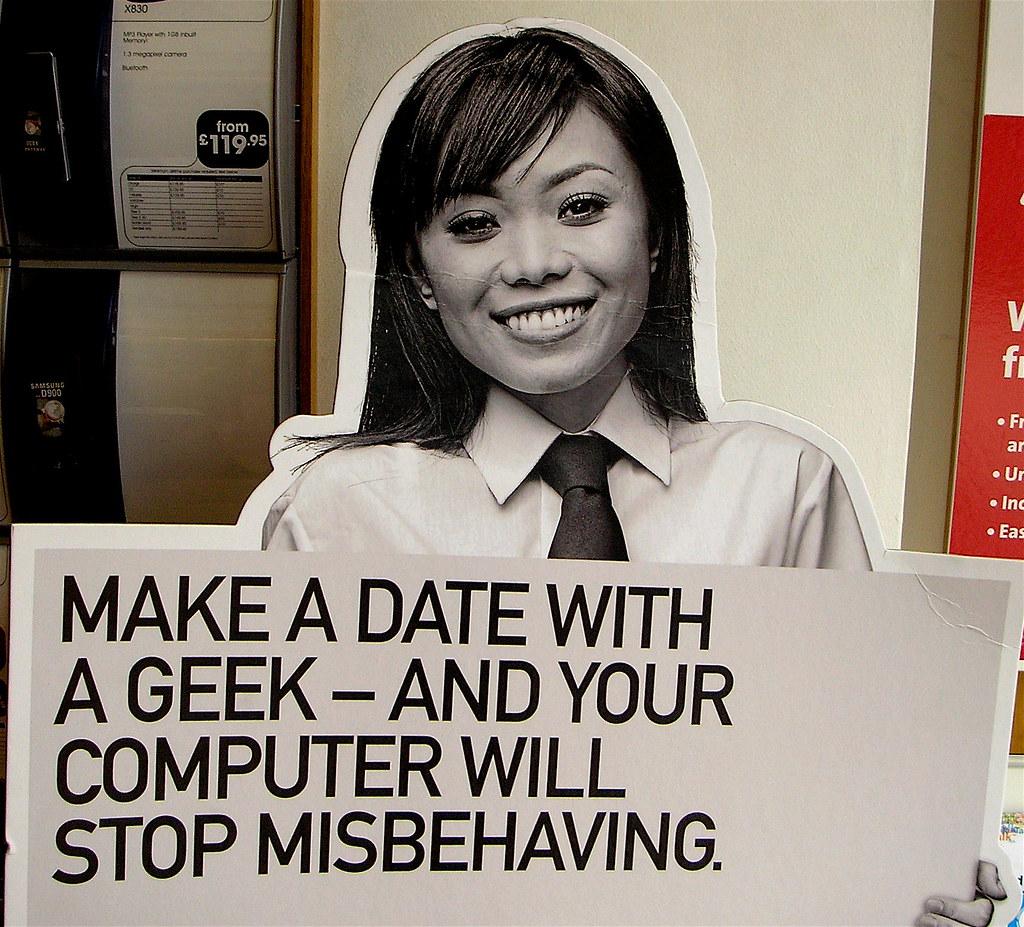Dating geek Geek Mate