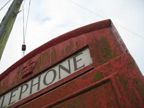 Telephone | by youMayCallMeSheep
