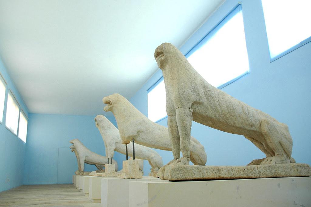 Ancient Lions