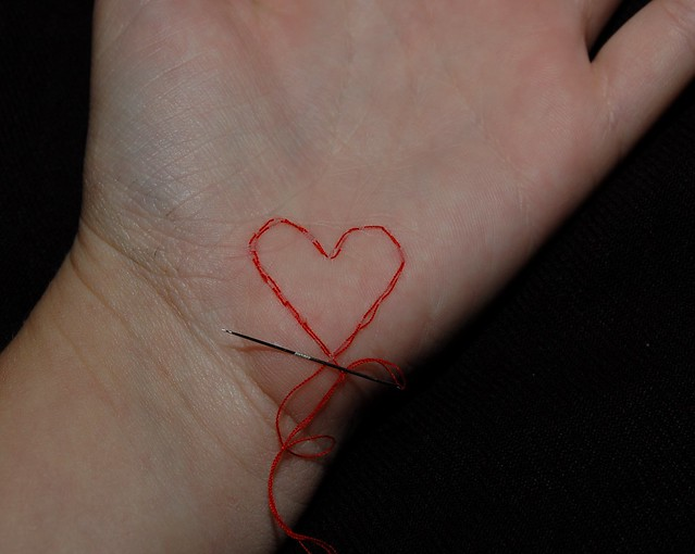 Love sometimes hurt