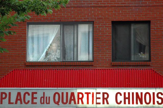 place du quartier chinois