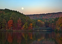 Alabama Autumn Moon | by Southernpixel - Alby Headrick