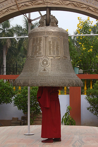 Sarnath World Peace Bell | by Ashish T