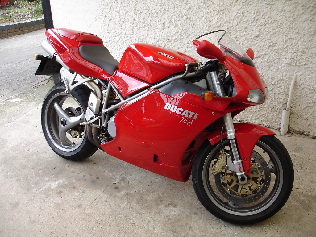 Ducati 748 Rixys Ducati 748 Rixy166 Flickr