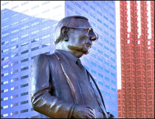 Statesman Statue