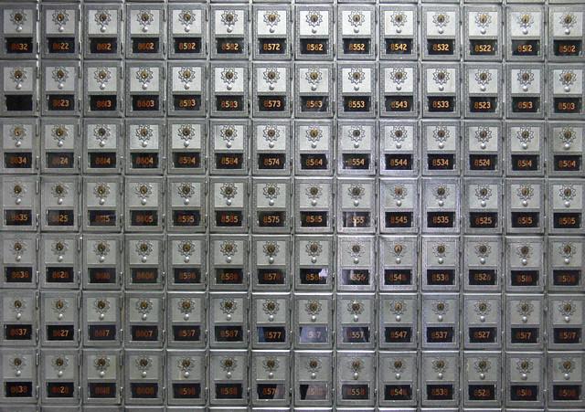 p.o.boxes