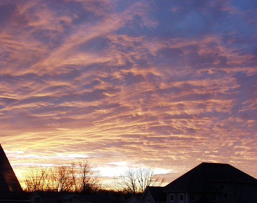 morning clouds sunrise dawn morningglory