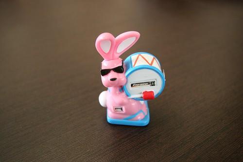 Energizer Bunny | by Mauro Esteban Martinez