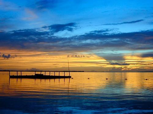 sunset sky nature colors keys floridakeys keylargo southflorida thebeautifulfloridakeys livinginparadise keylifepie larcatzkeylifepie ilovethekeys