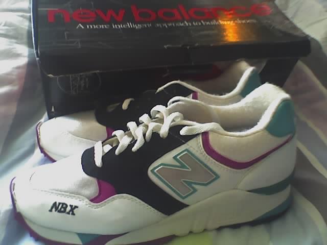 new balance nbx
