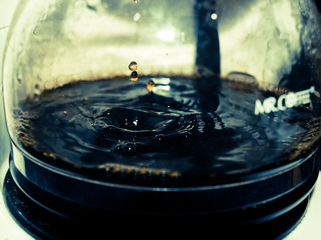 mr coffee by porschelinn