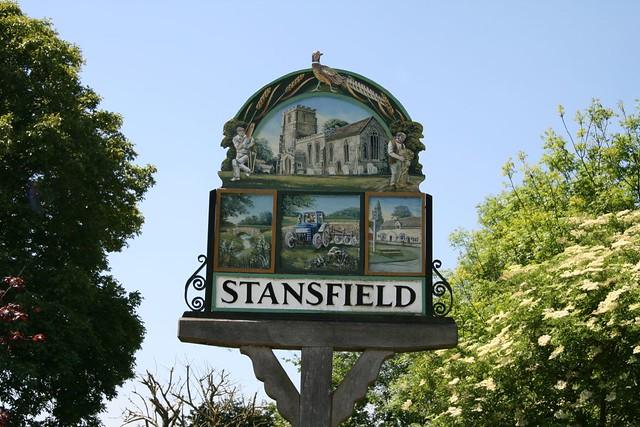 Stansfield Suffolk