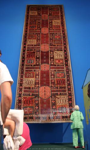 documenta 12 / Gartenteppich (garden carpet) | 1800 | documenta-Halle | by A-C-K