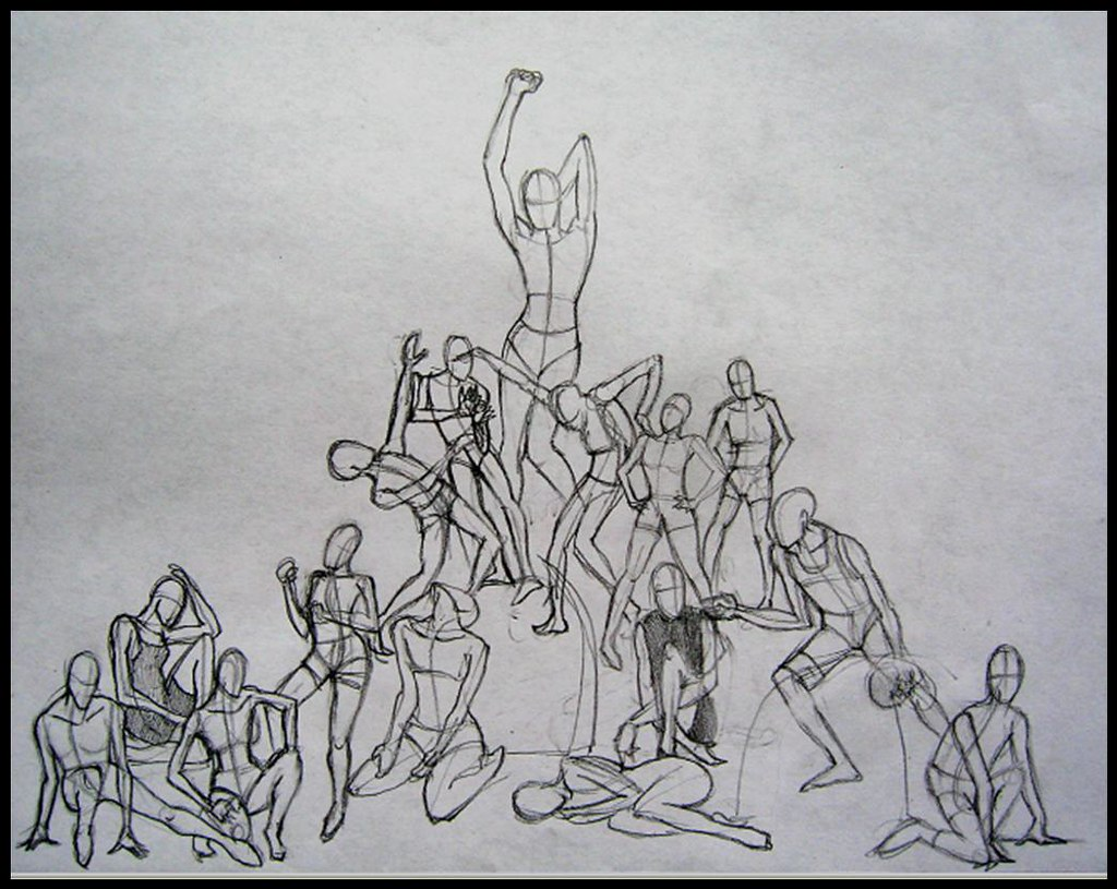 Body Movement An Assignment On Practicing Just The Human H Flickr