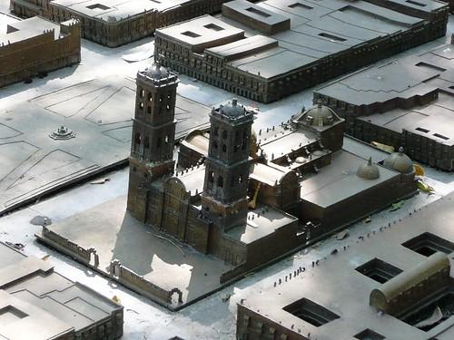 Puebla - Catedral metalica