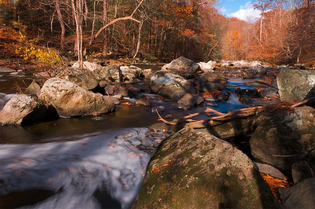Raritan River at Ken Lockwood Gorge, Califon, NJ