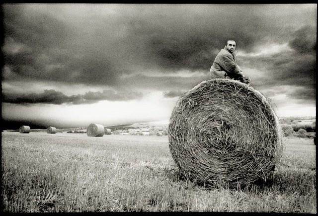 CROP CIRCLE MAKER - Matthew Williams
