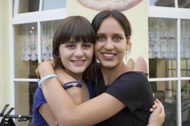Anisa and Sheyda