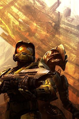 Halo 3 Wallpaper 10 Visit Www Iphonesavior Com And Click O