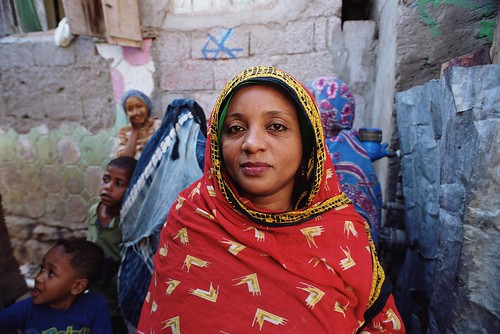 Local vendor in Yemen | by World Bank Photo Collection