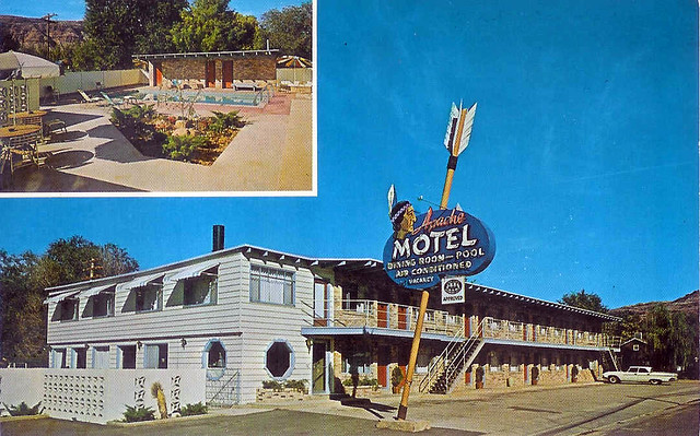 Apache Motel - Moab, Utah
