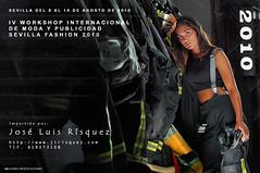 IV Workshop Fotografia de Moda y Publicidad by José luis Rísquez