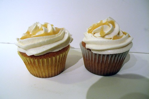 Cupcake Hero - Honey Cupcake
