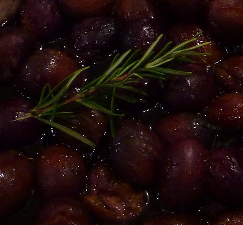 balsamic roast plums | by larecettedujour