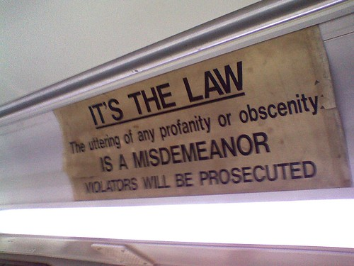 [mobile] IT'S THE LAW | by taberandrew