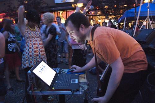 The Laptop, It Makes Music | by Peat Bakke