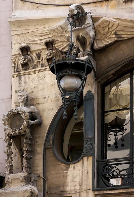 Liberty a Firenze, Casa-Galleria