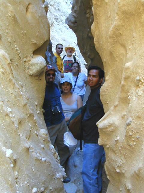 Slot Canyon Group