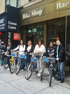 Central Park Bicycle Shop